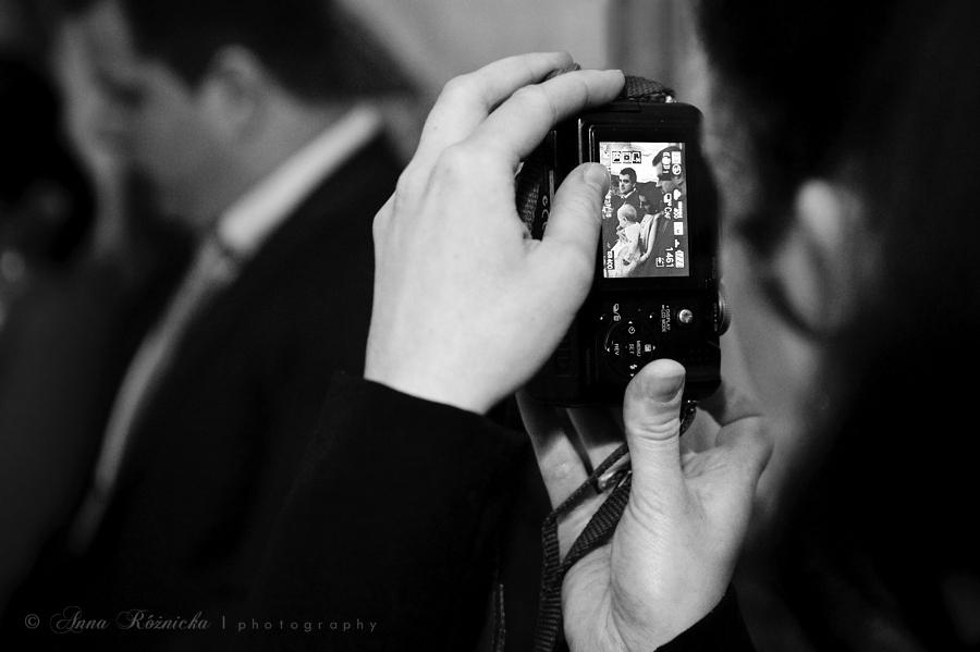 fotograf na chrzest
