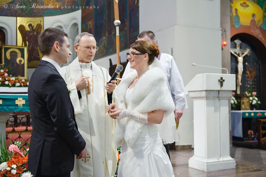 zdjęcia ślubne - reportaż