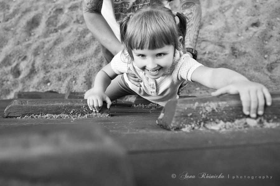 sesja dziecięca w plenerze