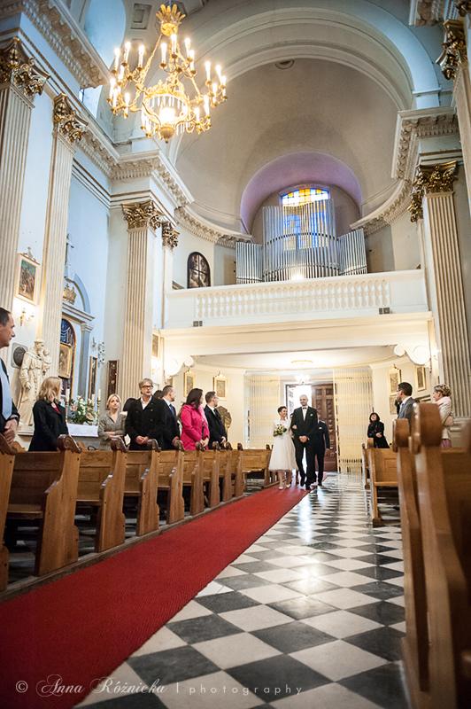 Fotografia ślubna - ceremonia