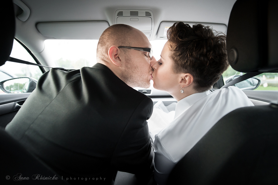 Fotografia ślubna - nowożeńcy