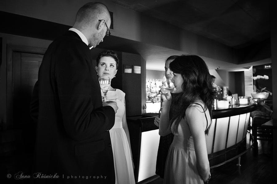 Fotografgia ślubna - przyjęcie weselne