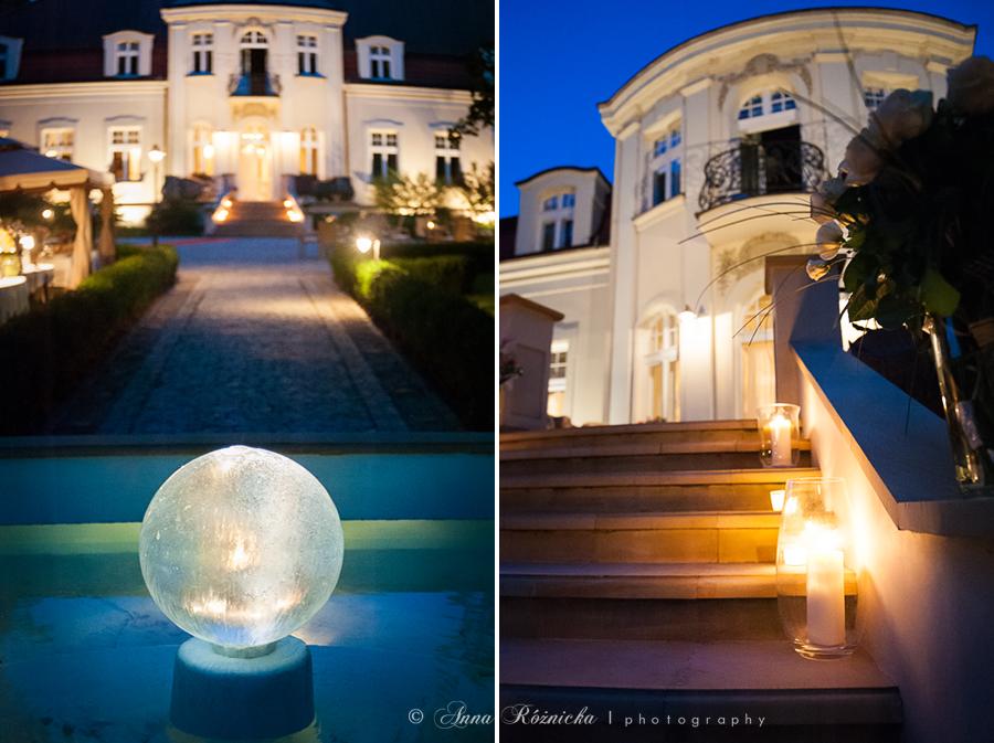 Pałac Zdunowo fotografia ślubna