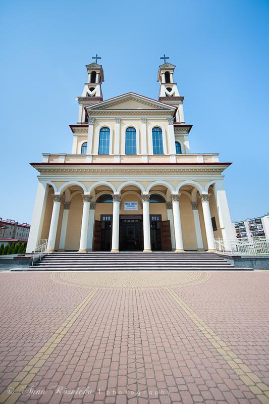 Fotografia Chrztu Świętego Pruszków