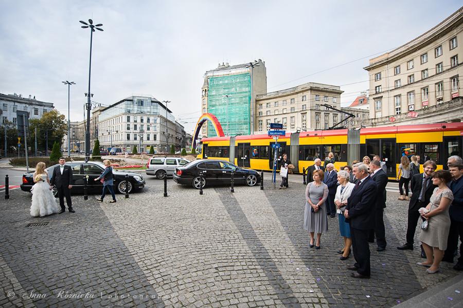 reportaż ślubny Warszawa mazowieckie